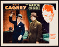 "Movie Posters:Crime, The Mayor of Hell (Warner Brothers, 1933). Lobby Card (11"" X 14"").From the Leonard and Alice Maltin Collection.. ..."
