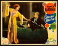 """Movie Posters:Drama, Stolen Heaven (Paramount, 1931). Lobby Card (11"""" X 14""""). From the Leonard and Alice Maltin Collection.. ..."""