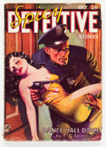 Pulps:Detective, Spicy Detective Stories - October '35 (Culture, 1935) Condition: VG....