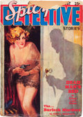 Pulps:Detective, Spicy Detective Stories - August '34 (Culture, 1934) Condition:VG-....