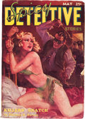 Pulps:Detective, Spicy Detective Stories - May '35 (Culture, 1935) Condition: VG....