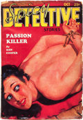 Pulps:Detective, Spicy Detective Stories - October '34 (Culture, 1934) Condition:VG....