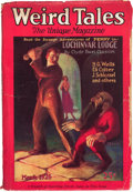 Pulps:Horror, Weird Tales - March '26 (Popular Fiction, 1926) Condition: VG-....
