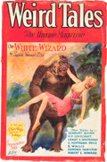 Pulps:Horror, Weird Tales - September '29 (Popular Fiction, 1929) Condition:VG-....