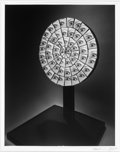 Photographs:20th Century, BERENICE ABBOTT (American, 1898-1991). Parabolic Mirror,1958-61. Gelatin silver, printed later. 13-5/8 x 10-3/4 inches ...