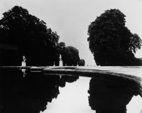EUGÈNE ATGET (French, 1857-1927) Parc de St. Cloud, circa 1915 Gelatin silver, printed later by Bere