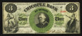 Obsoletes By State:Massachusetts, Springfield, MA- Chicopee Bank $3 Nov. 1, 1862. ...
