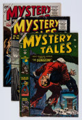 Golden Age (1938-1955):Horror, Mystery Tales Group (Atlas, 1954-57).... (Total: 7 Comic Books)