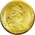 German States:Bavaria, German States: Bavaria. Karl Theodore gold Ducat 1779, KM261,Friedberg 255, MS63 NGC, a splendid example with prooflike surfacesand glitt...