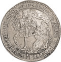 German States:Brunswick-Wolfenbuttel, German States: Brunswick-Wolfenbuttel. Heinrich Julius Broad 2Taler 1612, Davenport LS32A, 2 not punched in, KM38, nicely tonedVF+, notic...