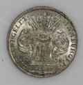 German States:Hamburg, German States: Hamburg. Free City 8 Schilling 1738, KM174, choice lightly toned AU-UNC, fully original and very appealing....