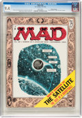 Magazines:Mad, Mad #26 Gaines File pedigree (EC, 1955) CGC NM 9.4 White pages....