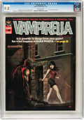 Magazines:Horror, Vampirella #6 (Warren, 1970) CGC NM/MT 9.8 Off-white pages....