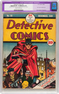 Golden Age (1938-1955):Superhero, Detective Comics #22 (DC, 1938) CGC Apparent VF- 7.5 Moderate (P) Cream to off-white pages....