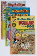 Bronze Age (1970-1979):Humor, Richie Rich-Related File Copies Group (Harvey, 1974-82) Condition:Average NM-.... (Total: 85 Comic Books)