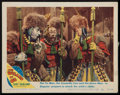 "Movie Posters:Fantasy, The Wizard of Oz (MGM, R-1949). Lobby Card (11"" X 14""). Fantasy.. ..."