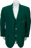 Golf Collectibles:Miscellaneous, 1990's Jack Stephens Augusta National Masters Green Jacket....