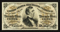 Fractional Currency:Third Issue, Fr. 1292 25¢ Third Issue New.. ...
