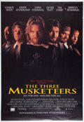 Memorabilia:Poster, The Three Musketeers Double-Sided Three Sheet (Walt Disney,1993)....