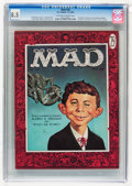 Magazines:Mad, Mad #30 (EC, 1956) CGC VF+ 8.5 Off-white to white pages....
