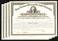 Miscellaneous:Other, Mount Rushmore Memorial Inscription Competition Certificate ofMerit For Text Submitted For Mount Rushmore National Memorial H...(Total: 4 items)