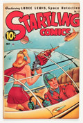 Golden Age (1938-1955):Science Fiction, Startling Comics #51 (Better Publications, 1948) Condition: VG+....