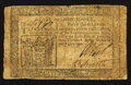 Colonial Notes:New Jersey, New Jersey January 9, 1781 4s Very Good.. ...
