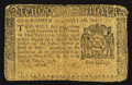 Colonial Notes:New York, New York March 5, 1776 $1/8 Very Good.. ...
