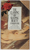 Books:Science Fiction & Fantasy, A. N. Roquelaure [Anne Rice]. The Claiming of Sleeping Beauty. E. P. Dutton, Inc., 1983. First edition. With a s...