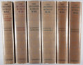 Books:World History, Winston S. Churchill. The Second World War. Cassell,[1948-1954]. First editions. Six octavo volumes. All in dust ja...(Total: 6 Items)