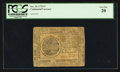 Colonial Notes:Continental Congress Issues, Continental Currency November 29, 1775 $7 PCGS Very Fine 20.. ...