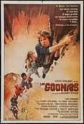 "Movie Posters:Adventure, The Goonies (Warner Brothers, 1985). Spanish One Sheet (29"" X 43"").Adventure.. ..."
