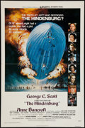 "Movie Posters:Thriller, The Hindenburg (Universal, 1975). One Sheet (27"" X 41""). Thriller.. ..."
