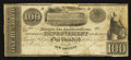Obsoletes By State:Louisiana, New Orleans, LA- New Orleans Improvement and Banking Company $100 May 18, 1840. ...