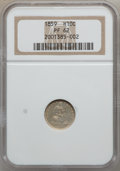 Proof Seated Half Dimes: , 1859 H10C PR62 NGC. NGC Census: (21/178). PCGS Population (25/162).Mintage: 800. Numismedia Wsl. Price for problem free NG...