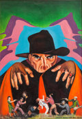 Original Comic Art:Covers, Jerome Rozen (after George Rozen) Shadow Pulp Cover Re-CreationOriginal Art (undated)....