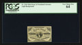 Fractional Currency:Third Issue, Fr. 1226 3¢ Third Issue PCGS Very Choice New 64.. ...