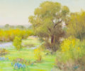Texas:Early Texas Art - Regionalists, DON WARD (American, b. 1947). Texas Country Landscape. Oilon canvas. 20 x 24 inches (50.8 x 61.0 cm). Signed lower righ...