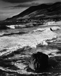 Photographs:20th Century, MORLEY BAER (American, 1916). Untitled, Monterey,California, circa 1960. Gelatin silver, printed later. 9-3/8 x7-5/8 i...