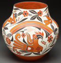 American Indian Art:Pottery, AN ACOMA POLYCHROME JAR. Barbara and Joseph Cerno. c. 2004...