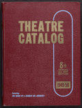 """Movie Posters:Miscellaneous, Theatre Catalog (Jay Emanuel, 1950). Hard Bound Exhibitor Catalog (528 Pages, 9.5"""" X 12.5""""). Miscellaneous.. ..."""