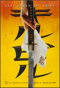 "Kill Bill: Vol. 1 (Miramax, 2003). One Sheet (27"" X 40"") DS Advance. Action"