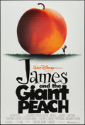 """Movie Posters:Fantasy, James and the Giant Peach (Buena Vista, 1996). One Sheet (27"""" X41"""") DS. Fantasy.. ..."""