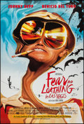 "Movie Posters:Adventure, Fear and Loathing in Las Vegas (Universal, 1998). One Sheet (26.75""X 39.75"") DS. Adventure.. ..."