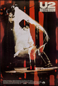"Movie Posters:Rock and Roll, U2: Rattle and Hum (Paramount, 1988). One Sheet (27"" X 40""). Rockand Roll.. ..."