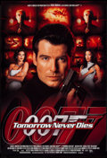 """Movie Posters:James Bond, Tomorrow Never Dies (United Artists, 1997). One Sheets (2) (27"""" X 40"""") DS Advance & Regular. James Bond.. ... (Total: 2 Items)"""