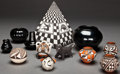 American Indian Art:Pottery, TWELVE SOUTHWEST POTTERY ITEMS. Various Artists. c. 1975 - 1985...(Total: 12 Items)