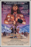 "Movie Posters:Action, Conan the Destroyer (Universal, 1984). One Sheet (27"" X 41"")Advance. Action.. ..."