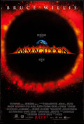 "Movie Posters:Action, Armageddon (Buena Vista, 1998). One Sheets (3) (27"" X 40"") DS Regular & Advances. Action.. ... (Total: 3 Items)"