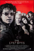 """Movie Posters:Horror, The Lost Boys (Warner Brothers, 1987). One Sheet (27"""" X 40""""). Horror.. ..."""